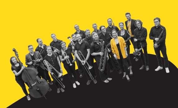 Elena Mîndru & Jyväskylä Big Band feat. Tuomas J. Turunen