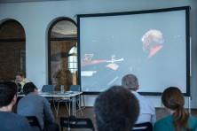 """Conferință """"O viață pentru jazz. Johnny Răducanu."""", moderator: Florian Lungu"""